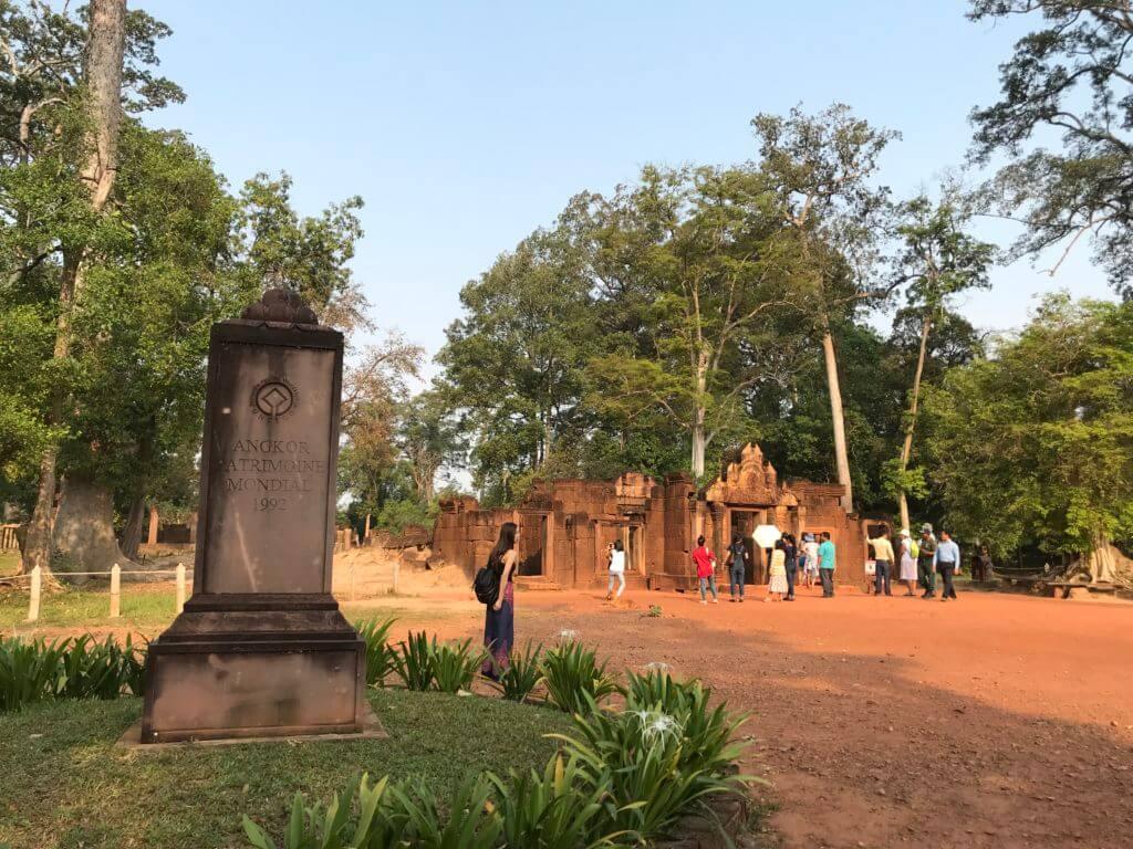 女皇宮(Banteay Srei)
