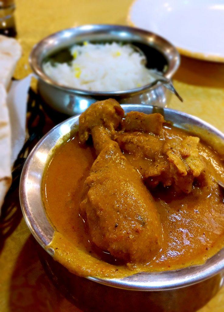 indian food in Taipei