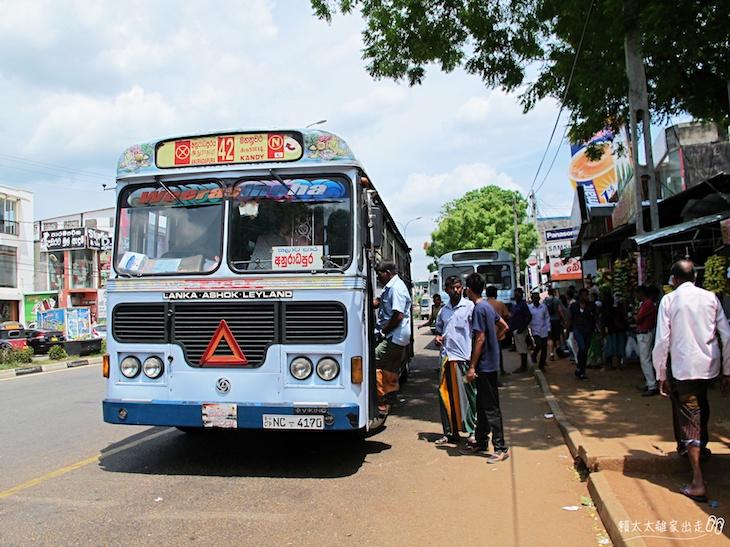 斯里蘭卡公車